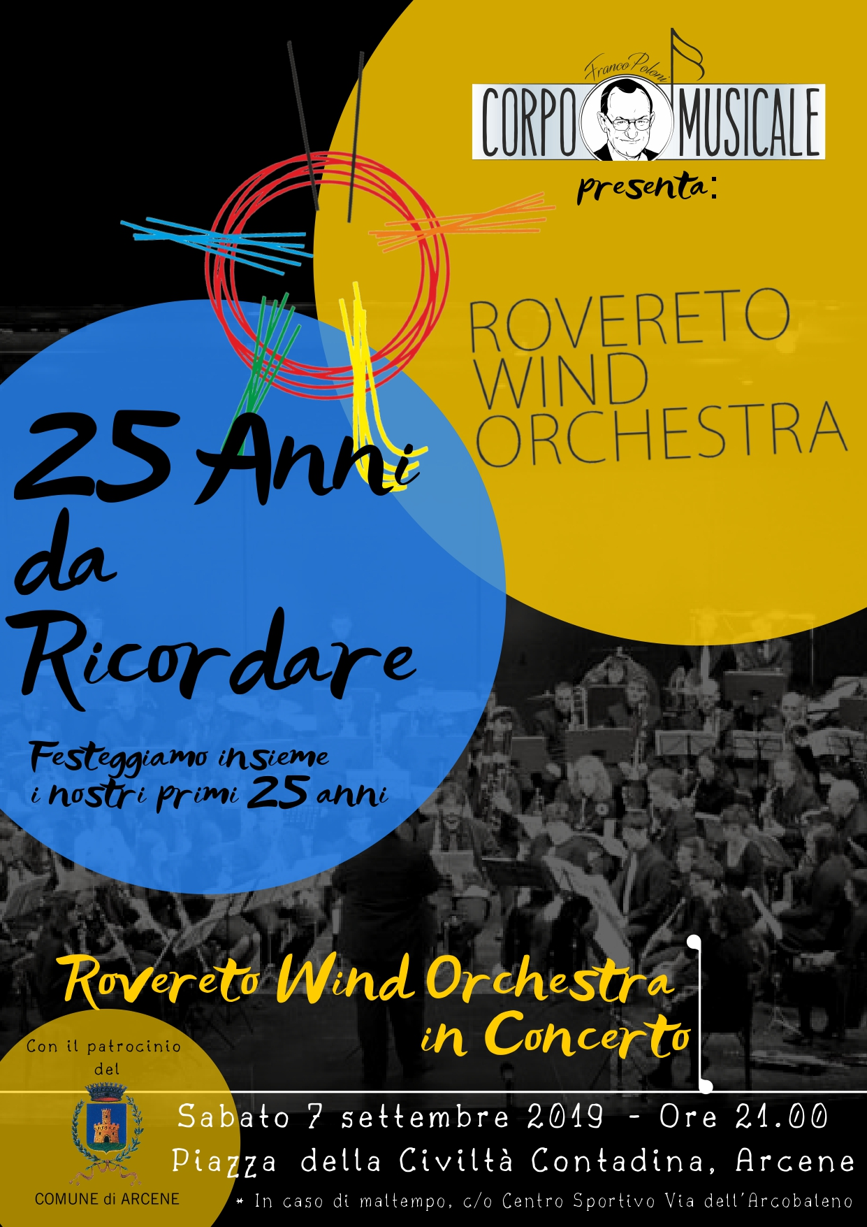 ROVERETO WIND ORCHESTRA in concerto